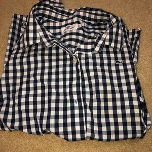 Men's vineyard vine button up